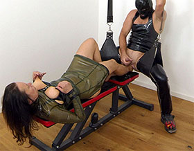 Femdom anal footing-Picture3