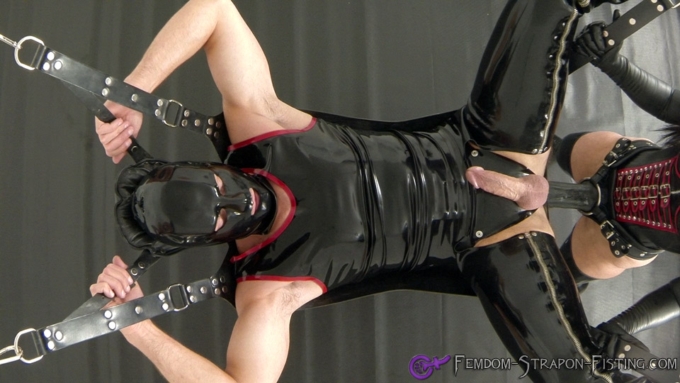 Bondage sex video clip